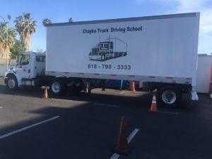 Chayka Truck Driving School | CHAYKA Truck Driving School